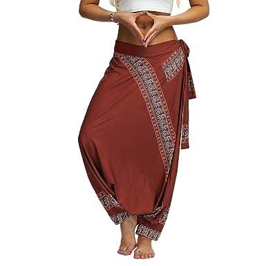 Verano de Pantalones de Yoga para Mujer, Pantalones Mono ...