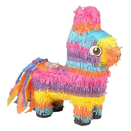fervortop Piñata Papel Piñatas Burro Piñatas Batir ...
