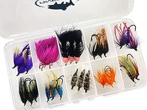 Sizes 10//12//14//16 Partridge Salmon Stinger Tube Fly Trebles X1S