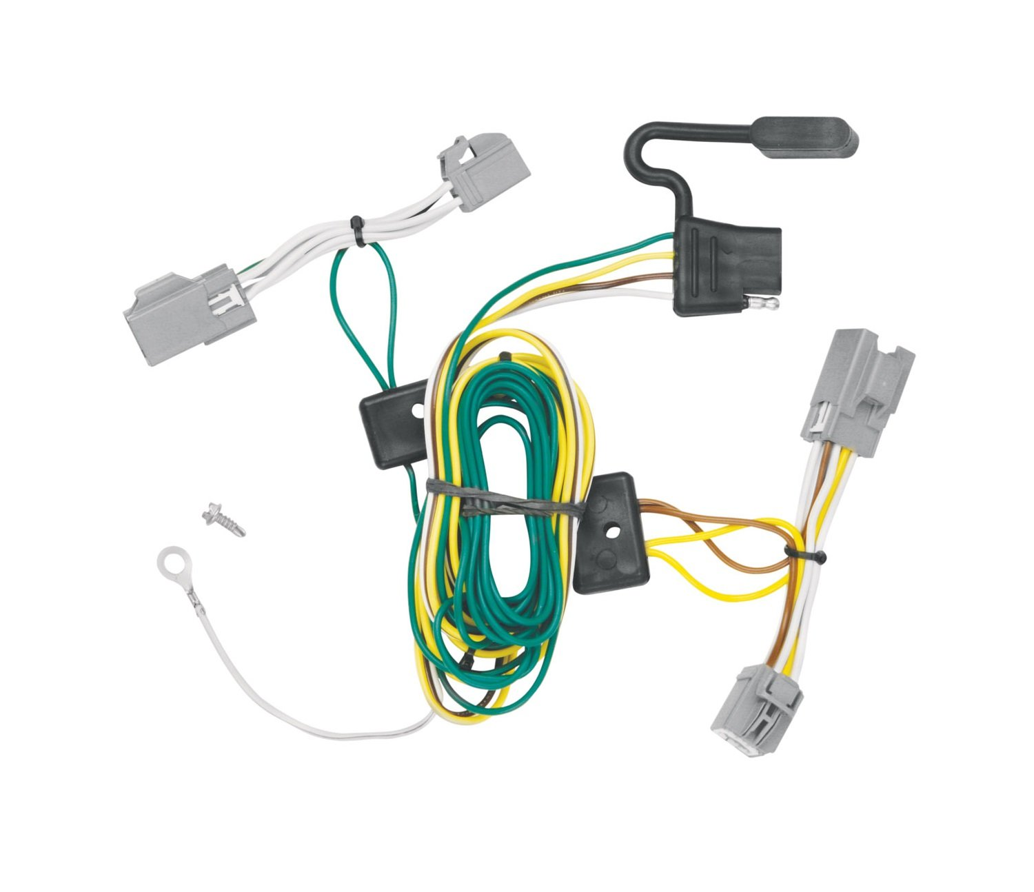 Tekonsha 118448 T One Connector Assembly Automotive Wiring Diagram For Ford 2008