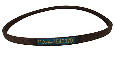 """MTD 754-0370 954-0370 made with Kevlar Replacement Belt 5//8x48/"""""""