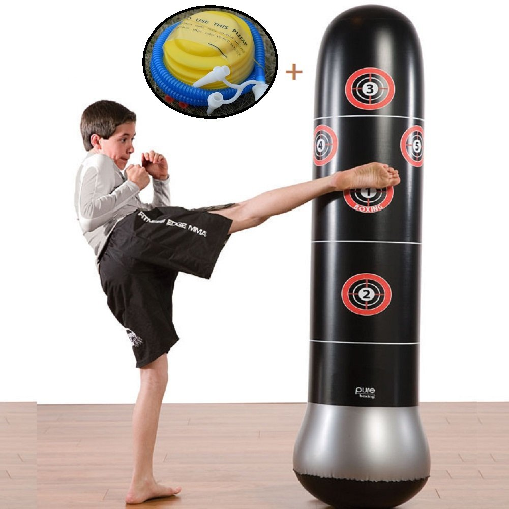 CENBLUE TRAINING FITNESS BOXING PUNCHING BAG | Gifts for teenage boys | Beanstalk Mums