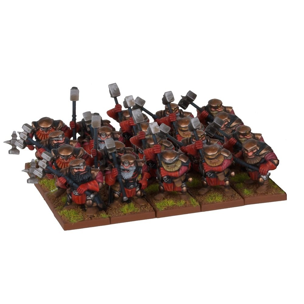 Dwarf Mega Army SW by Mantic Entertainment (Image #2)