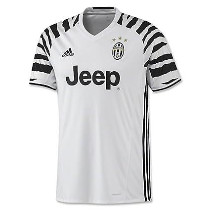 157b12ce37e Amazon.com   adidas Juventus Third Soccer Stadium Jersey 2016-17 ...