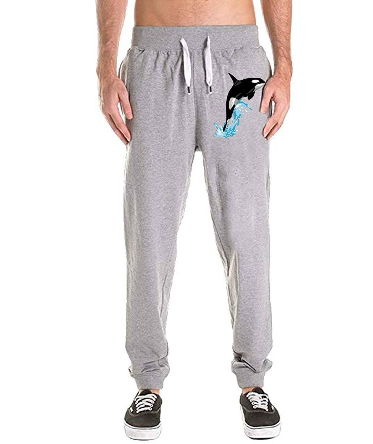 SUJQNGC Mens Ultra Soft Casual Pants Lounge Sleep Pants The Erth Without Rt is Just Eh Drawstring Pants