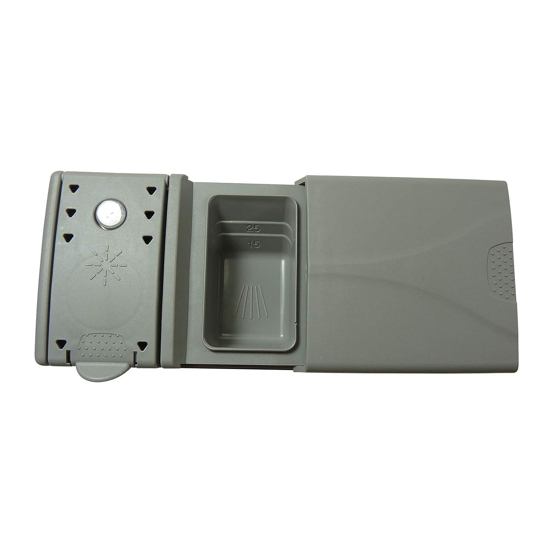 Lavavajillas de Dosificador dosificadora Combinación dispensador de líquido lavavajillas de Bosch Siemens Neff Tecnik Hotpoint de Dietrich glauben490467: ...