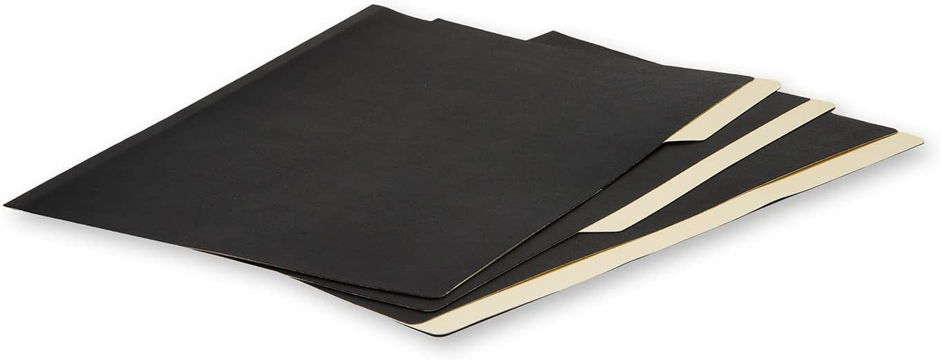 Moleskine Folio A4 Dark Orange Filers