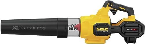 DEWALT FLEXVOLT 60V MAX Blower, 125 MPH, 600 CFM DCBL772X1