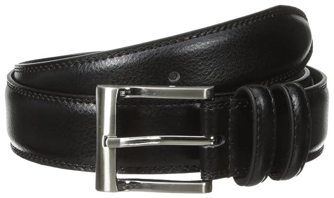 d54e1333ce95 Florsheim Men s Pebble Grain Leather Belt 32mm at Amazon Men s ...