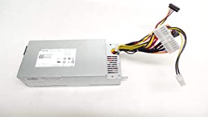 Generic 220W Power Supply 650WP H220NS-00 D220R004L PSU For Dell Inspiron 660s Vostro 270 (Certified Refurbished)