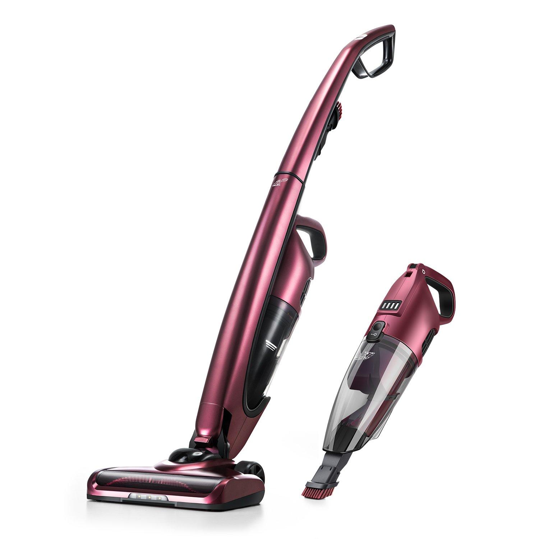 PUPPYOO Cordless Upright Vacuum Cleaner-WP511