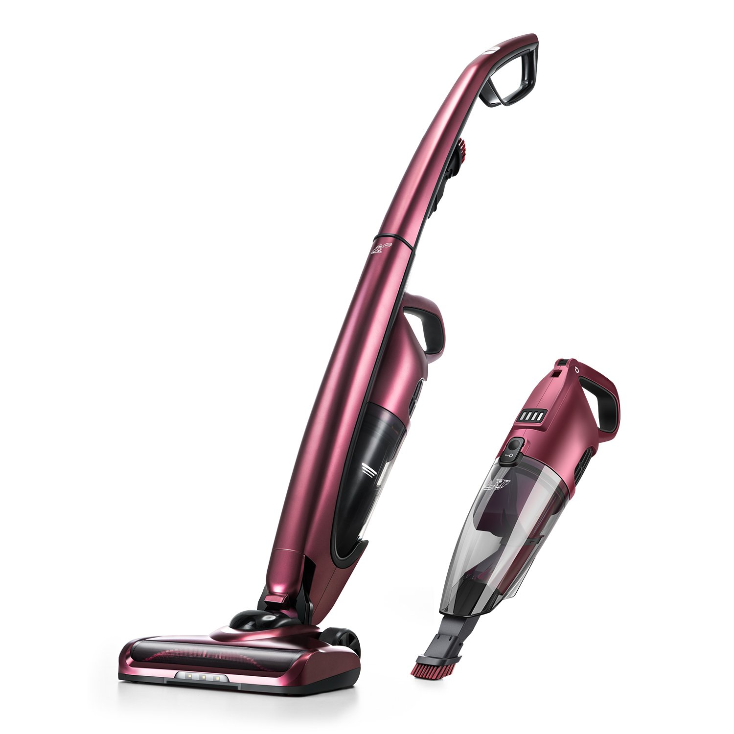 PUPPYOO Cordless Upright Vacuum Cleaner-WP511