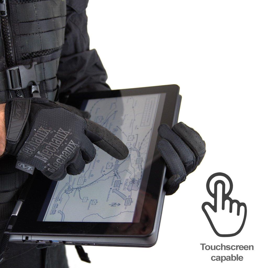 in Schwarz /& Coyote//Gr/ö/ße S Gear-Karabiner M extrem atmungsaktiv XL touchscreenf/ähig /& abriebfest MECHANIX WEAR Tactical Vent Einsatz-Handschuh L
