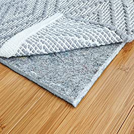 RUGPADUSA, Basics 100% Felt Rug Pad Available...