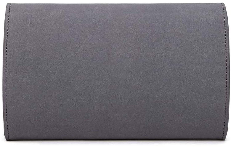 Regn kvinnor clutches mjuk mocka sammet Pu kväll fest bröllopskedja väska kuvert handväska kuvertväskor, 1756 grå 1756 Grey