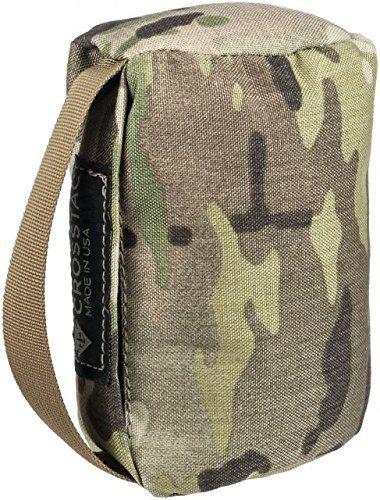 (Crosstac Tactical Rear Squeeze Bag Prefilled, Multicam)