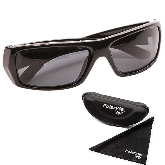 Polaryte HD visión conducción polarizadas gafas de sol para ...