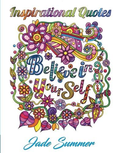 Christian Inspirational Quotes (Inspirational Quotes: An Adult Coloring Book with Motivational Sayings, Positive Affirmations, and Flower Design Patterns for Relaxation and Stress Relief)