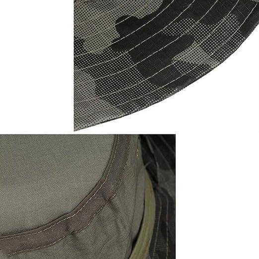 A-Lnice Cappello da Sole Protezione Solare Larga Cappello Protezione Solare Estivo Pieghevole Cappello da Trekking Impermeabile Trekking da Trekking Cappello Regolabile Cinturino per Il Mento