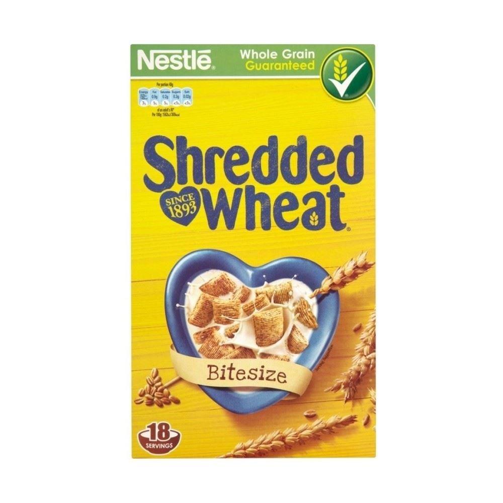 Nestle Bitesize Shredded Wheat (750g)