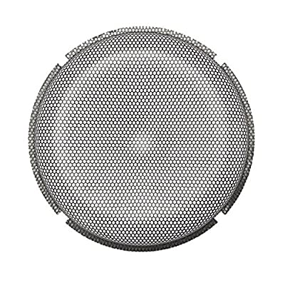 Rockford Fosgate P2P3G-10 Punch P2 and P3 10-Inch Black Steel Mesh Woofer Grille: Car Electronics