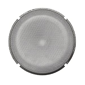 Rockford Fosgate P2P3G-8 Punch P2 and P3 8-Inch Black Steel Mesh Woofer Grille