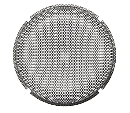 Rockford Fosgate P2P3G-12 Punch P2 and P3 12-Inch Black Steel Mesh Woofer Grille P2P3G12