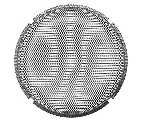 Designed Grille (Rockford Fosgate P2P3G-12 Punch P2 and P3 12-Inch Black Steel Mesh Woofer Grille)