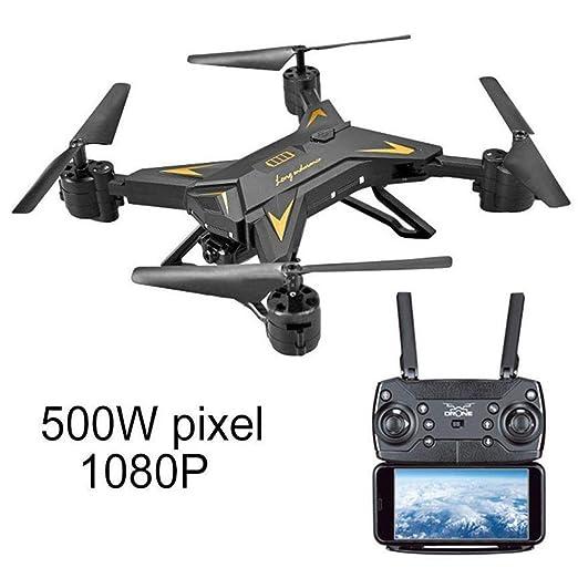 ZMM RC Drone con cámara HD 1080p WiFi FPV RC Drone Profesional ...