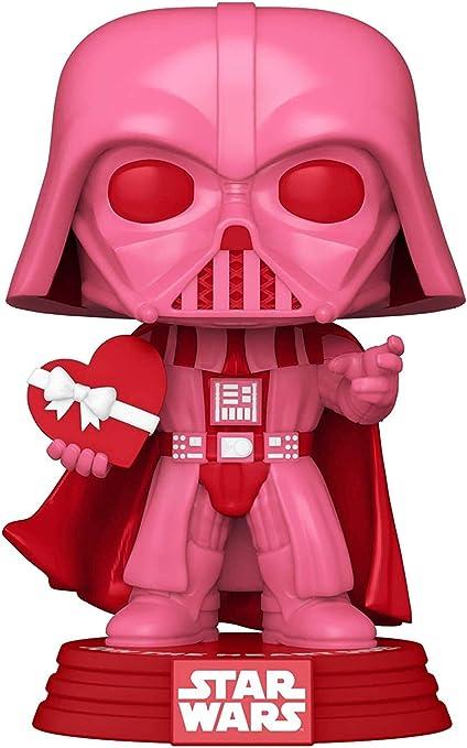 Star Wars Valentines Funko Pop Yoda with Heart