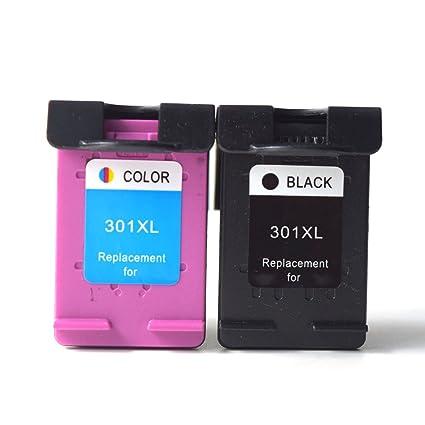 oyat® remanufacturados cartuchos para HP 301 cartuchos de tinta ...