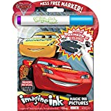 Bendon Cars 3 24-Page Imagine Ink Magic Ink Pictures (74295)