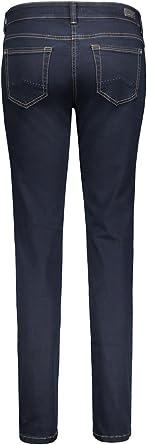 MAC damskie dżinsy Carrie Pipe 5954 ( 5909 ) dark rinsewash D801 (44/30): Odzież