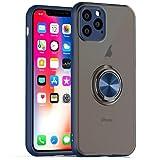 IPhone 11用ケース、保護ソフトTPU、耐スクラッチケース対応(5.8 / 6.1 / 6.5)インチ,6.5-Blue