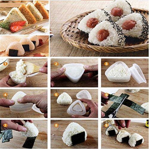 recettes onigiris