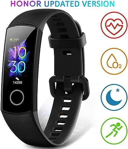 HONOR Band 5 Smartwatch Pulsera de Actividad con Pulsómetro Mujer ...