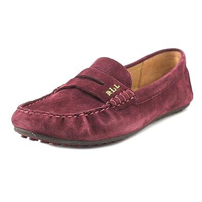 Lauren by Ralph Lauren mujer estilo de conducción Belen Loafer: Lauren Ralph Lauren: Amazon.es: Zapatos y complementos