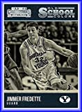 2015-16 Panini Contenders Draft Picks Old School Colors #49 Jimmer Fredette