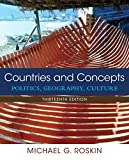 img - for Countries and Concepts: Politics, Geography, Culture (13th Edition) book / textbook / text book