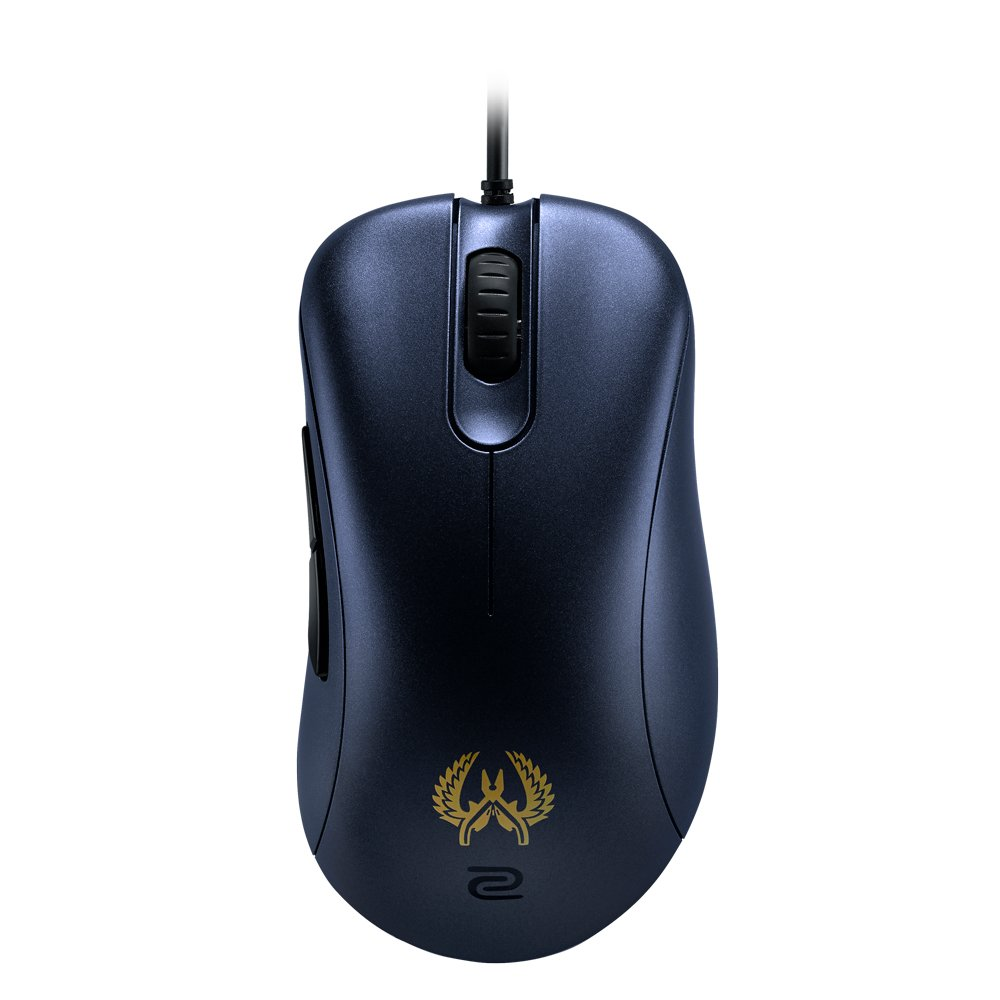 Large BenQ Zowie CS:GO Edition EC1-B Ergonomic Gaming Mouse for Esports