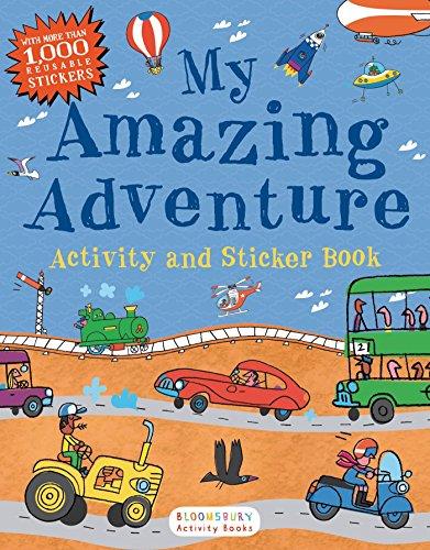 My Amazing Adventure Activity and Sticker Book (Bloomsbury Activity Books)