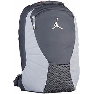 913bd089e59 Amazon.com: Nike Jordan Retro 12 Backpack W/ Laptop Pocket Black/Gym ...