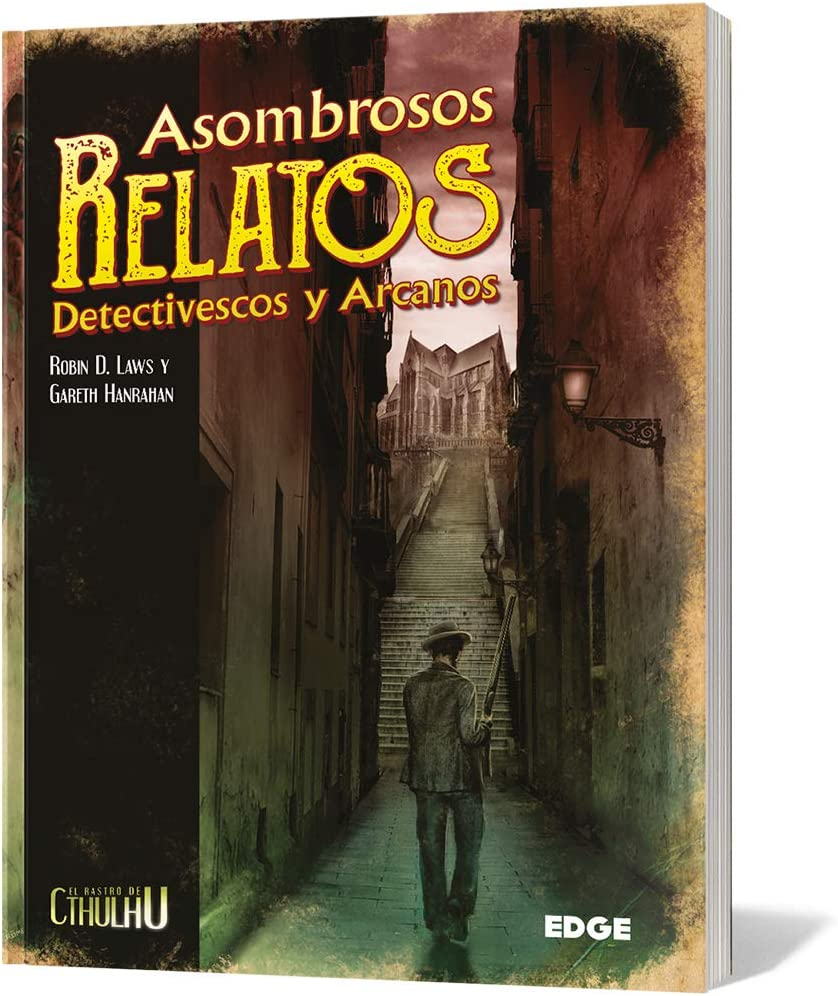 Edge Entertainment - Asombrosos Relatos Detectivescos Y Arcanos - Español (EEPPTC03)