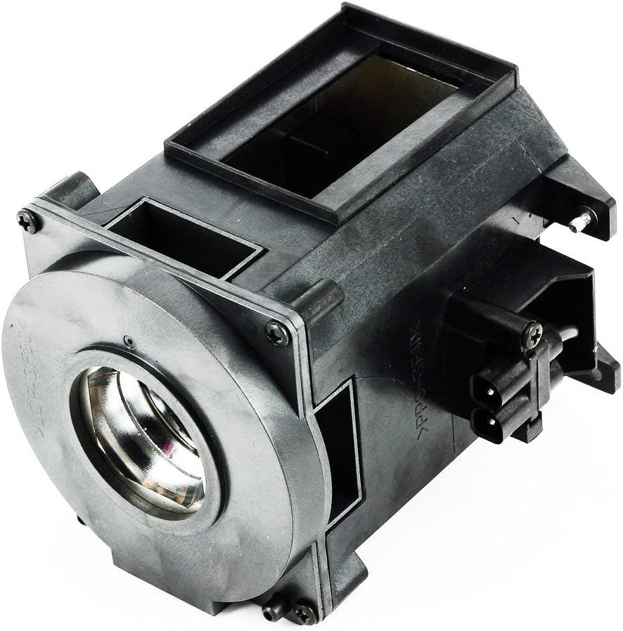 NP26LP Phoenix Original Lamp Burner with Housing for NEC LCD NP-PA622U//PA-521U//PA-571W//PA522U//PA572W//PA621U//PA622U//PA671W//PA672W//PA722X