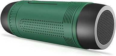 Altavoz Bluetooth portátil para Bicicleta FM, Radio al Aire Libre ...