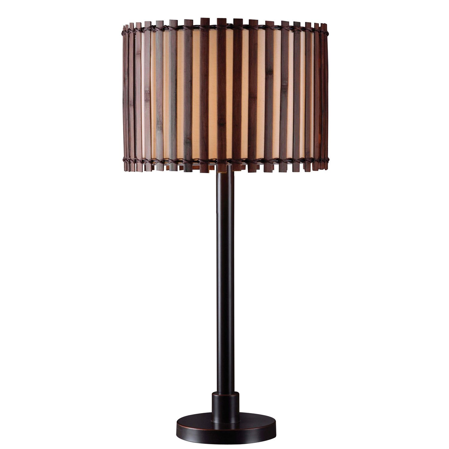 Kenroy Home 32279BRZ Bora Outdoor Table Lamp, Bronze Finish by Kenroy Home
