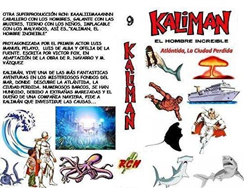 """Kaliman El Hombre Increible en"""" La Atlantida La Ciudad for sale  Delivered anywhere in USA"""