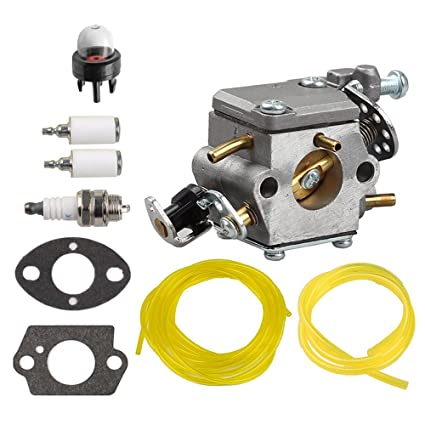 amazon com savior carburetor with fuel line fuel filter forHomelite Chainsaw Fuel Filter #7