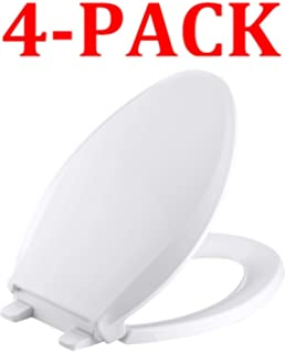 Cool Kohler K 4636 0 Cachet Elongated White Toilet Seat With Camellatalisay Diy Chair Ideas Camellatalisaycom