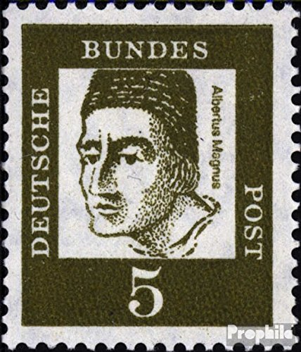 FRD (FR.Germany) 347x R with counting number unmounted mint / never hinged 1961 Significant German (Stamps for collectors)